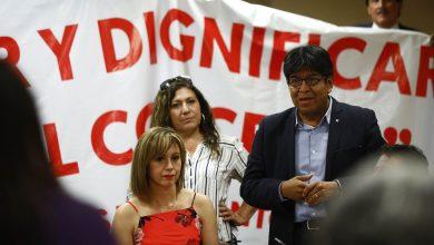 Photo of DIPUTADO VELÁSQUEZ EMPLAZA AL GOBIERNO A PONER EL CENTRO EN UNA VERDADERA AGENDA SOCIAL