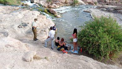 Photo of Carabineros realiza campaña preventiva del coronavirus en La cascada