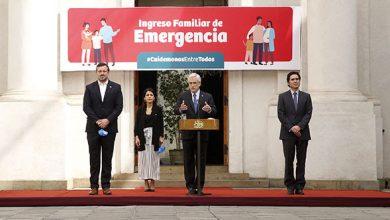 Photo of Gobierno anuncia envío de Proyecto de Ingreso Familiar de Emergencia