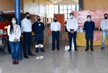 Photo of Codelco entregó kits sanitarios a Bomberos, Carabineros y la PDI de Calama