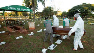 Photo of OMS: Sudamérica es 'un nuevo epicentro' de la pandemia