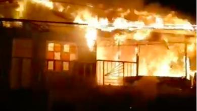 Photo of Seguidillas de incendios alerta a la ciudad