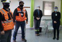 Photo of Sernageomin destacó medidas preventivas contra el Covid-19 en la división Gabriela Mistral