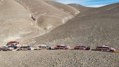 Photo of PDI recupera 225 millones en camionetas robadas desde Minera Escondida