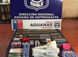 Photo of ADUANAS INCAUTA 795 PRODUCTOS MÉDICOS EN BOTIQUÍN DE CAMIONERO