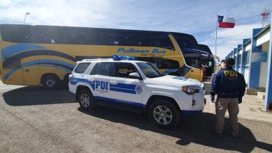 Photo of Transportista detenido quiso dar coima a PDI para ingresar a mujer ilegalmente a Chile.