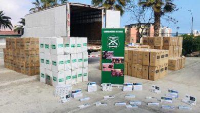 Photo of Carabineros logró desbaratar millonario contrabando de cigarros
