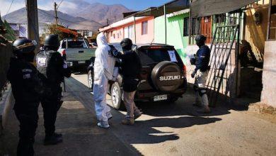 Photo of PDI Antofagasta en mega operativo anti droga desbarata narcos colombianos