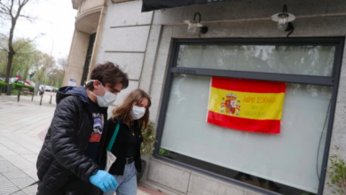 Photo of En situación 'crítica', España vuelve a tener los peores datos europeos de COVID-19