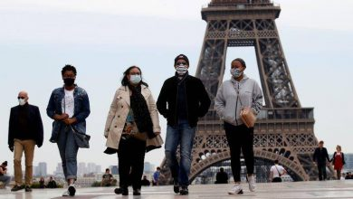 Photo of Uso obligatorio de mascarillas en Francia ante el temor de un rebrote