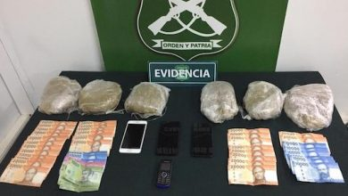 Photo of Carabineros del OS7 evita el tráfico de 31 mil dosis de pasta base de cocaína