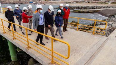 Photo of Ministro MOP firma convenio público privado para el desarrollo del borde costero de Antofagasta