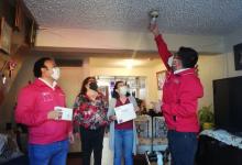 Photo of Autoridades entregaron a 40 familias de la Población Peña Blanca de Antofagasta kits de ahorro energético