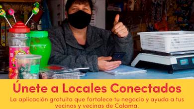 """Photo of MUNICIPIO DE CALAMA FORTALECERÁ A LOS NEGOCIOS LOCALES A TRAVÉS DE LA APLICACIÓN """"LOCALES CONECTADOS"""""""