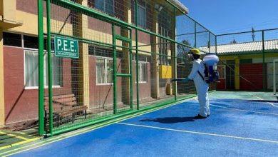 Photo of Distrito Norte reactivó sanitizaciones focalizadas en espacios de alta concurrencia
