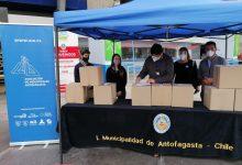 Photo of Alcaldes de la Región de Antofagasta agradecen a la AIA por entrega de alimentos a hogares afectados por la pandemia