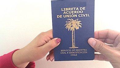 Photo of Registro Civil ha realizado 2.281 Acuerdos de Unión Civil en la Región de Antofagasta