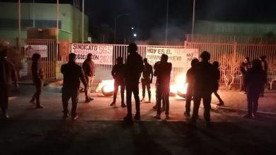 Photo of 20 días de huelga legal cumplen trabajadores de SGS Minerals
