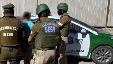 Photo of Carabineros desarticula banda dedicada al robo de vehículos en Calama