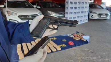 Photo of Investigación SACFI y PDI logra formalizar y dejar en prisión preventiva a 3 imputados por tráfico de 41 kilos de drogas y porte de armas