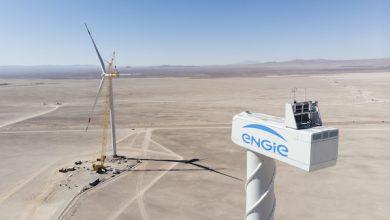 Photo of Parque Eólico Calama realizó el montaje del primero de sus 36 aerogeneradores