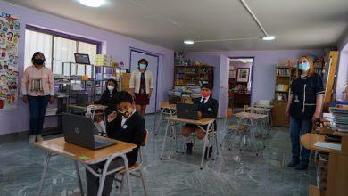 Photo of Minera El Abra apoya actualización tecnológica de cuatro establecimientos educacionales de Alto Loa