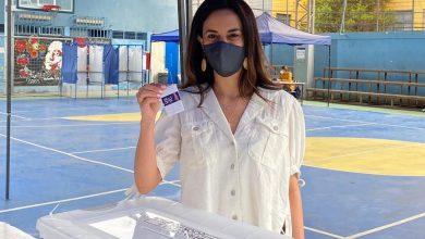 """Photo of Diputada RN Paulina Núñez llamó a los ciudadanos a que acudan a los locales de votación """"para escoger cuál es el camino que queremos para Chile"""""""