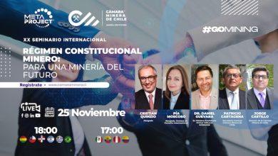 Photo of Régimen Constitucional: Para una minería del Futuro