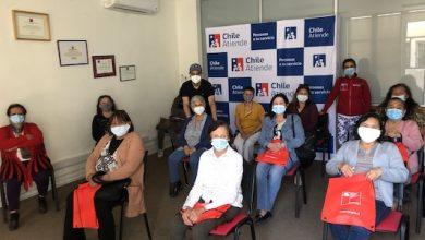 Photo of Capacitan a trabajadoras de casa particular en prevención y primeros auxilios