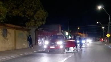 Photo of Periodista capta el momento exacto de portonazo en Calama