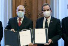 Photo of Gobierno y Ocde firman acuerdo de acompañamiento técnico para el proceso constitucional de Chile