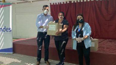 Photo of COMDES entregará cien cajas de alimentos para familias de los jardines infantiles y salas cunas VTF de JUNJI