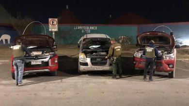 Photo of Carabineros recupera vehículos y hay detenidos