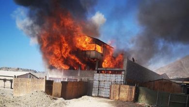 Photo of Incendio destruye casa en balneario Juan López