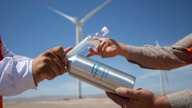 Photo of Entregan botellas reutilizables para disminuir el uso de plástico en proyectos renovables