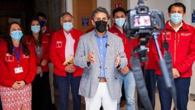 """Photo of Intendente Saavedra: """"Debemos acercar el Estado a los chilenos"""""""