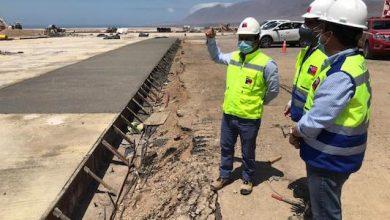 Photo of MOP proyecta adelantar término de obras en el aeropuerto Andrés Sabella
