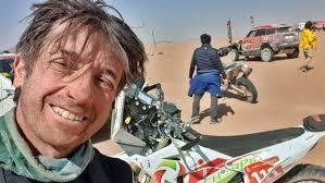 Photo of El piloto francés de moto Pierre Cherpin murió en el Dakar 2021