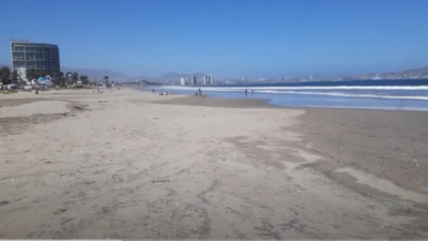 Photo of Playa La Serena vacia