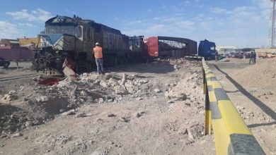 Photo of ACCIDENTE FERROVIARIO