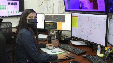 Photo of División Gabriela Mistral cuenta con la primera mujer despachadora de Chile certificada en Sistema Autónomo de Transporte AHS