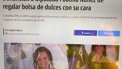 Photo of Servel desestima acusaciones de aprovechamiento político realizados por presidenta de RD contra la diputada RN Paulina Núñez