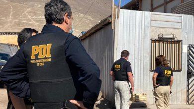 Photo of Operativo PDI logra sacar de las calles a delincuentes e ilegales en Calama y Antofagasta