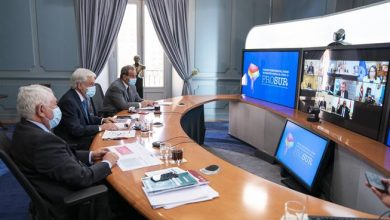 Photo of Presidente Piñera participó en la V Reunión Extraordinaria de Presidentes de PROSUR
