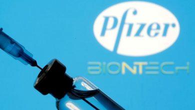 Photo of Vacuna de Pfizer reduce transmisión de COVID-19 luego de primera dosis