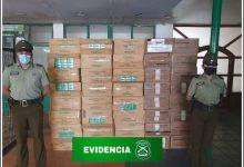 Photo of Millonaria incautación de cigarros de contrabando en Calama
