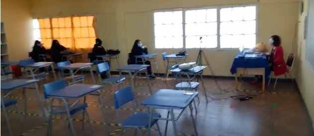 Photo of Clases en pandemia