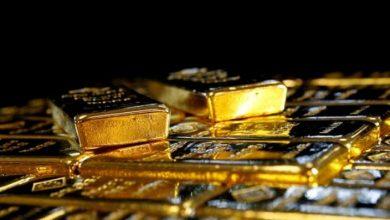 Photo of Oro cae a mínimo en 9 meses por alza de rendimientos bonos y fortaleza del dólar