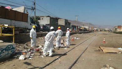 Photo of FCAB retiró entre enero y marzo más de 20 mil kilos de basura de la vía férrea en Antofagasta