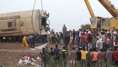 Photo of Al menos 11 muertos en el accidente ferroviario en el norte de Egipto